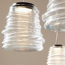 Bibendum paola navone suspension pendant light  karman se198 ct int   design signed nedgis 74323 thumb