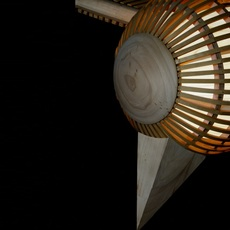 Big bird vertical  suspension pendant light  lzf bird ls v led dim0 10v  design signed nedgis 119946 thumb