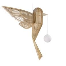 Big bird vertical  suspension pendant light  lzf bird ls v led dim0 10v  design signed nedgis 119947 thumb