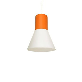 Suspension bigandy orange chintz h60cm fraumaier normal