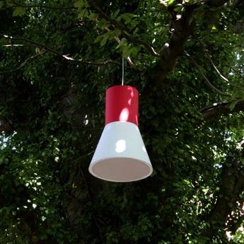 Suspension bigandy rouge h60cm fraumaier normal