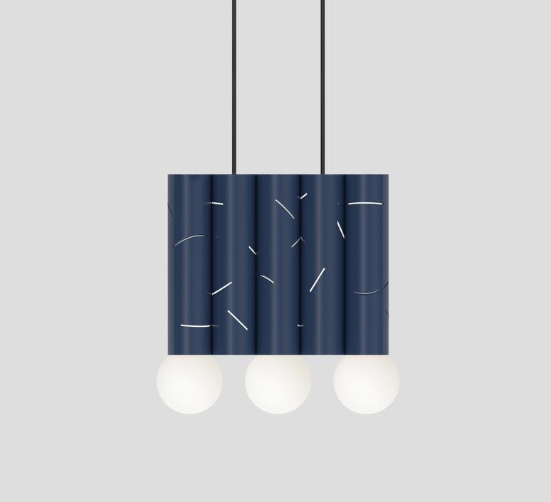 Birch gwendolyn et guillane kerschbaumer suspension pendant light  atelier areti 438ol p03 me02   design signed nedgis 73423 product