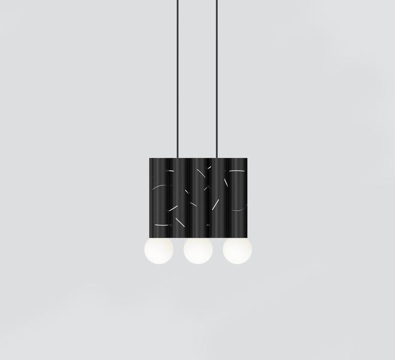 Birch gwendolyn et guillane kerschbaumer suspension pendant light  atelier areti 438ol p03 me01   design signed nedgis 73419 product