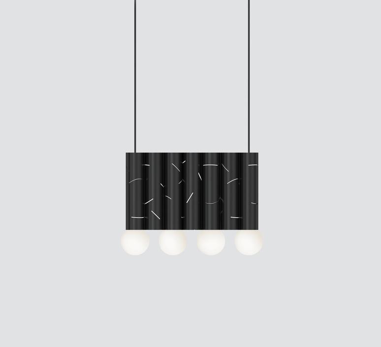 Birch gwendolyn et guillane kerschbaumer suspension pendant light  atelier areti 438ol p04 me01   design signed nedgis 73425 product