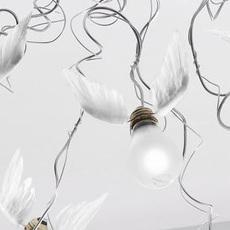 Birdie ingo maurer suspension pendant light  ingo maurer 1066010  design signed nedgis 64726 thumb