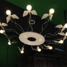 Birdie s ring  ingo maurer suspension pendant light  ingo maurer 1064000  design signed nedgis 64752 thumb