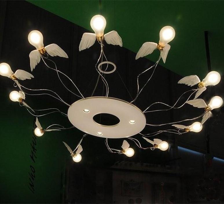 Birdie s ring led ingo maurer suspension pendant light  ingo maurer 1064050  design signed nedgis 64756 product