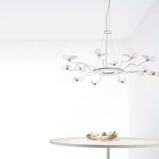 Birdie s ring led ingo maurer suspension pendant light  ingo maurer 1064050  design signed nedgis 64757 thumb