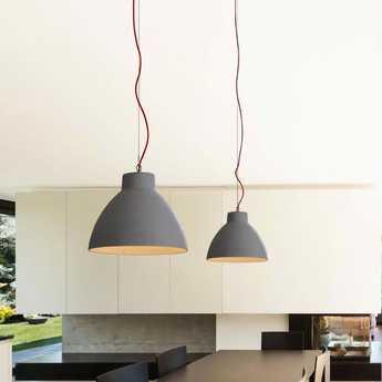 suspension bishop noir et or h49 5cm 60cm wever. Black Bedroom Furniture Sets. Home Design Ideas