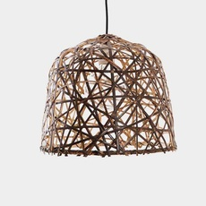 Black bird s nest small  suspension pendant light  ay illuminate 990 100 01 p  design signed nedgis 66494 thumb