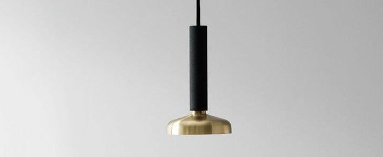 Suspension blend laiton noir o9cm h16cm pholc normal