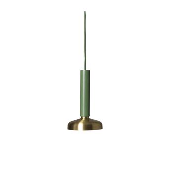 Suspension blend vert laiton o9cm h16cm pholc normal