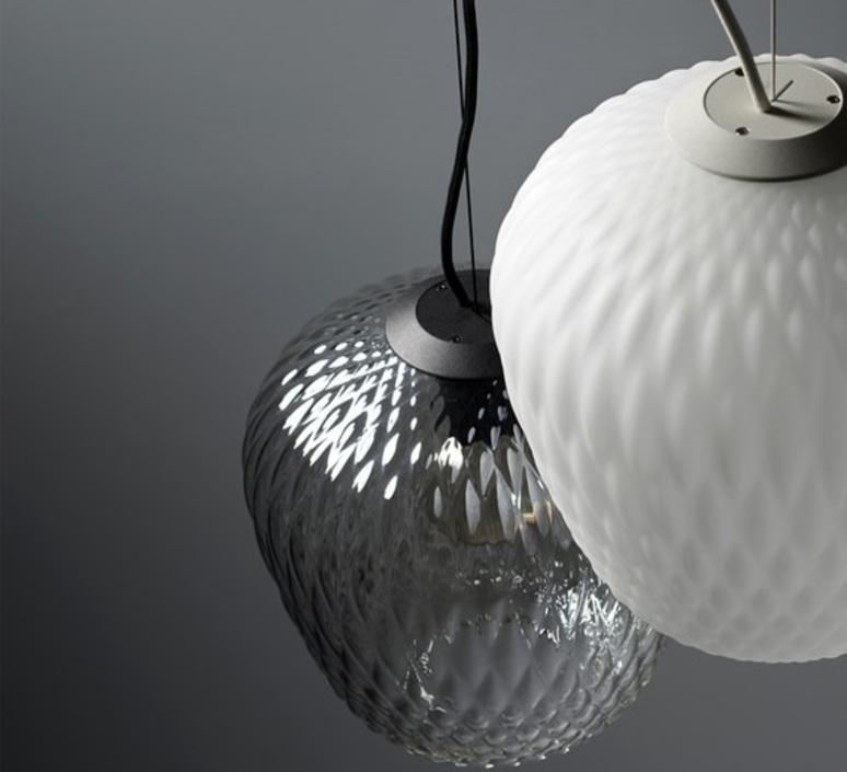 Blown pendant  suspension pendant light  andtradition 20633030  design signed 36277 product