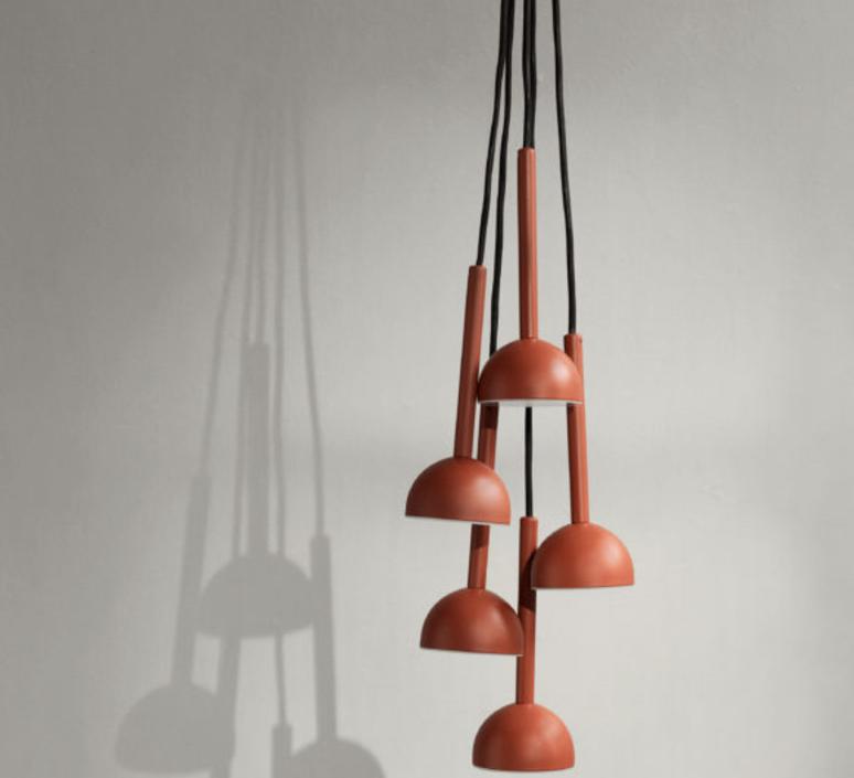 Blush morten et jonas suspension pendant light  northern lighting 118  design signed nedgis 63495 product
