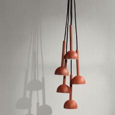 Blush morten et jonas suspension pendant light  northern lighting 118  design signed nedgis 63495 thumb