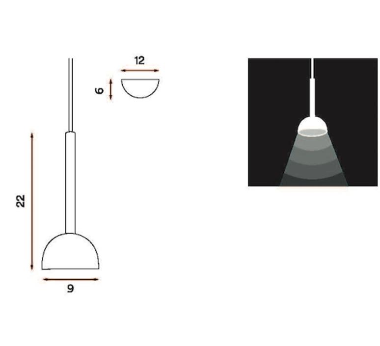 Blush morten et jonas suspension pendant light  northern lighting 118  design signed nedgis 63500 product