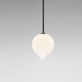 Suspension bob blanc noir o15cm h18cm anastassiades studio normal