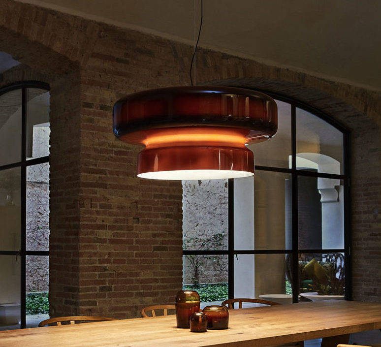Bohemia joan gaspar suspension pendant light  marset a698 004  design signed nedgis 84105 product