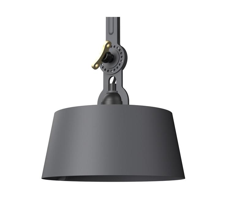 Bolt ceiling 2 arm underfit anton de groof suspension pendant light  tonone 1335  design signed nedgis 113268 product