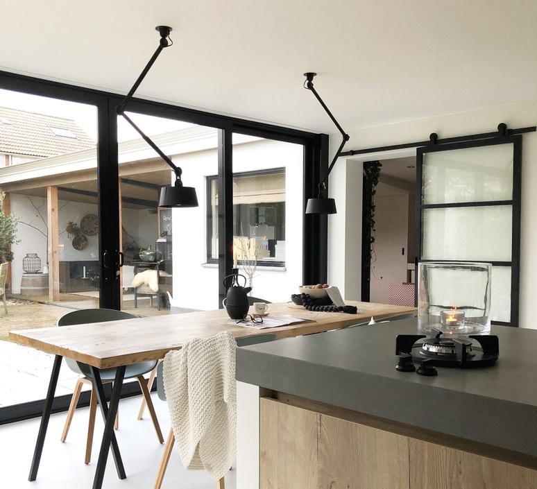 Bolt ceiling 2 arm underfit anton de groof suspension pendant light  tonone 1335  design signed nedgis 113272 product