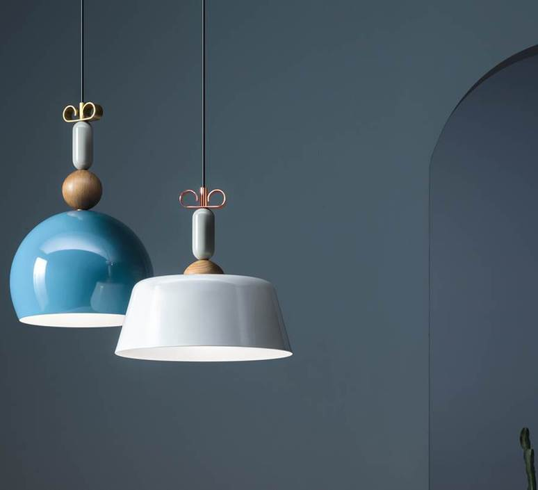 Bon ton cristina celestino suspension pendant light  torremato n3f1  design signed 52325 product
