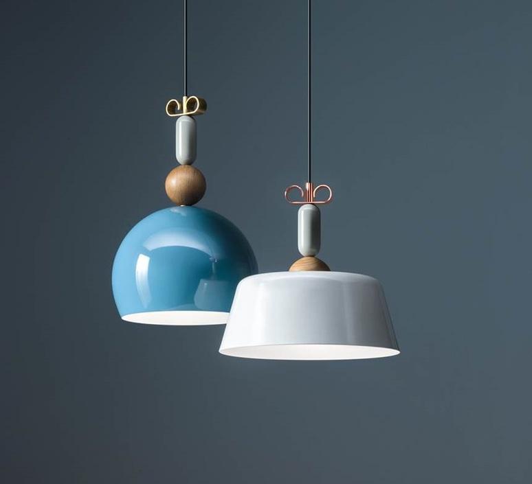 Bon ton cristina celestino suspension pendant light  torremato n1g1o  design signed 52404 product