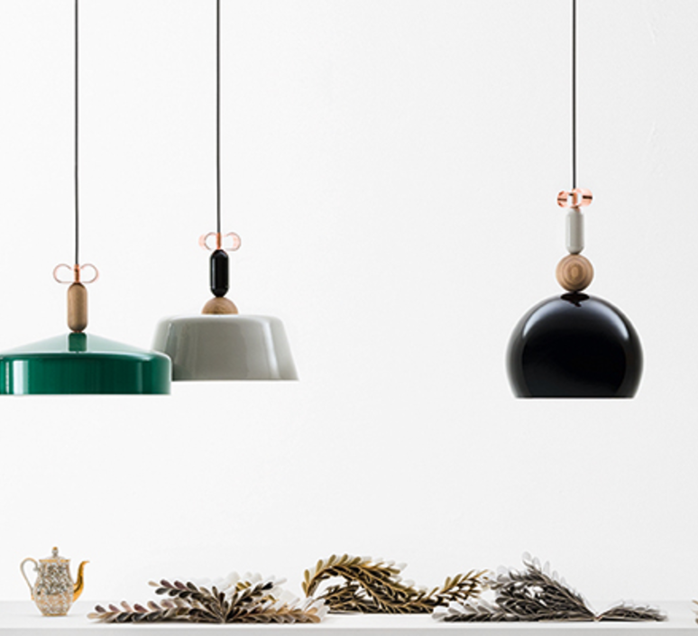 Bon ton cristina celestino suspension pendant light  torremato n3e1  design signed 52305 product