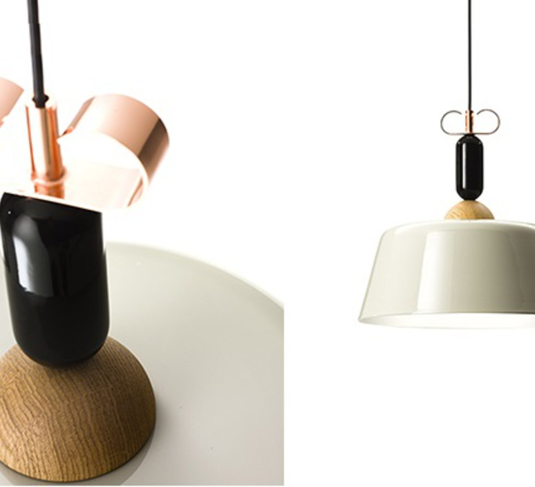 Bon ton cristina celestino suspension pendant light  torremato n3e1  design signed 52309 product