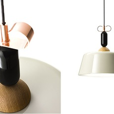 Bon ton cristina celestino suspension pendant light  torremato n3e1  design signed 52309 thumb