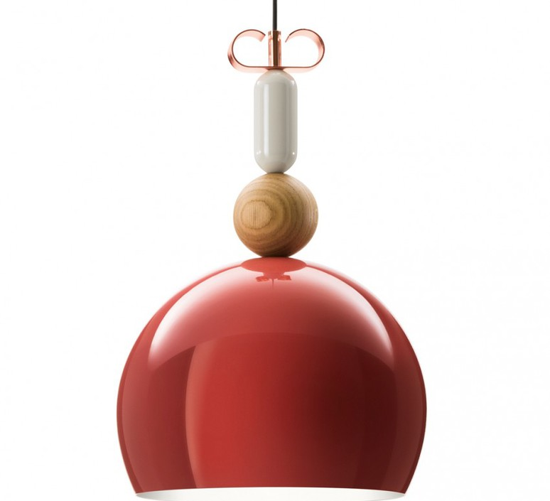 Bon ton cristina celestino suspension pendant light  torremato n1b1  design signed 52277 product