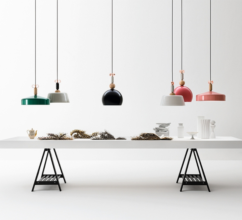 Bon ton cristina celestino suspension pendant light  torremato n2c1  design signed 52292 product