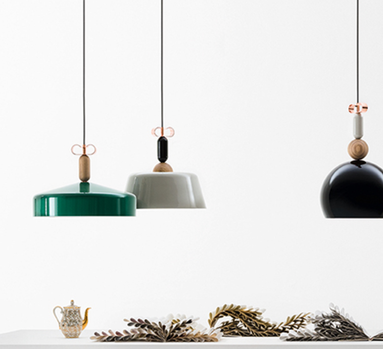 Bon ton cristina celestino suspension pendant light  torremato n2c1  design signed 52294 product