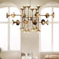 Botti studio delightfull delightfull suspension botti 90 gold luminaire lighting design signed 25571 thumb