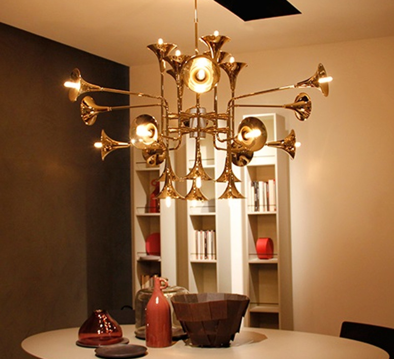 Botti studio delightfull delightfull suspension botti 90 gold luminaire lighting design signed 25574 product