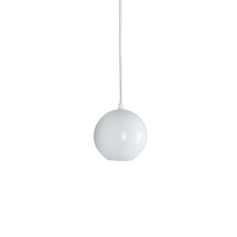 Suspension boule blanc o12cm innermost normal