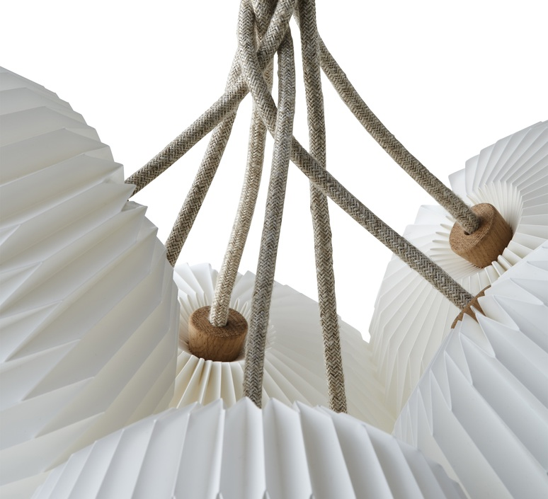 Bouquet 1 medium sinja svarrer damkjaer suspension pendant light  le klint 130m1  design signed nedgis 74332 product