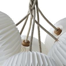 Bouquet 5 large sinja svarrer damkjaer suspension pendant light  le klint 130l5  design signed nedgis 74382 thumb