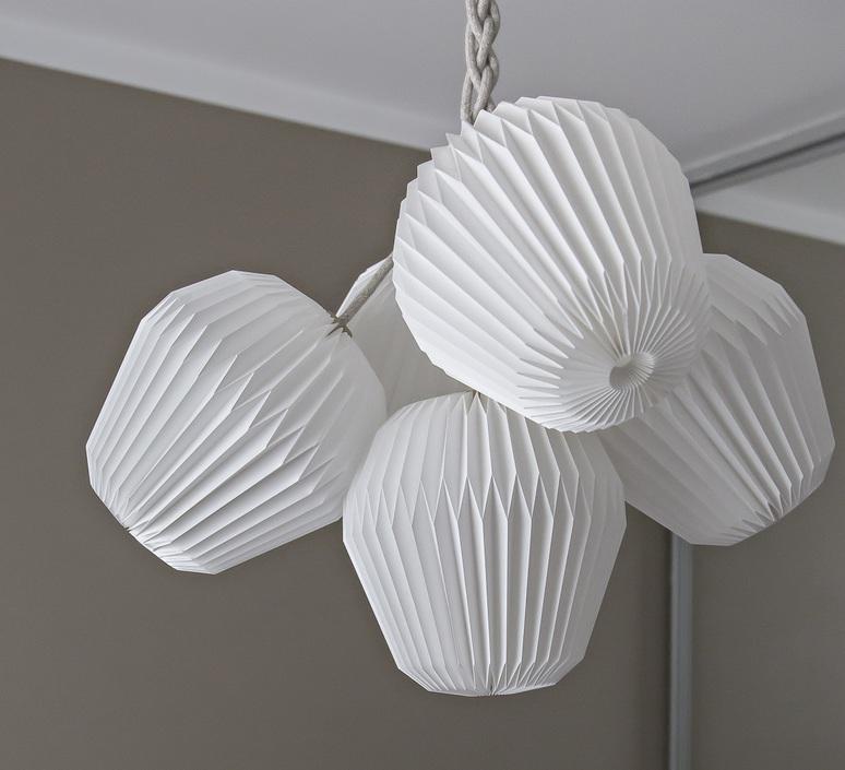 Bouquet 5 large sinja svarrer damkjaer suspension pendant light  le klint 130l5  design signed nedgis 74385 product