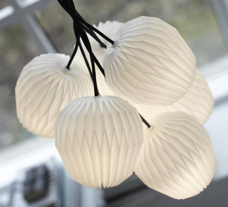 Bouquet 7 large sinja svarrer damkjaer suspension pendant light  le klint 130l7  design signed nedgis 74404 product
