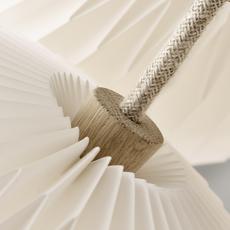 Bouquet 7 medium sinja svarrer damkjaer suspension pendant light  le klint 130m7  design signed nedgis 74396 thumb