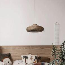 Braided lampshade trine andersen suspension pendant light  ferm living 100177 206  design signed nedgis 86787 thumb