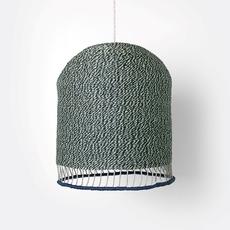 Braided lampshade  suspension pendant light  ferm living 9277  design signed 36954 thumb