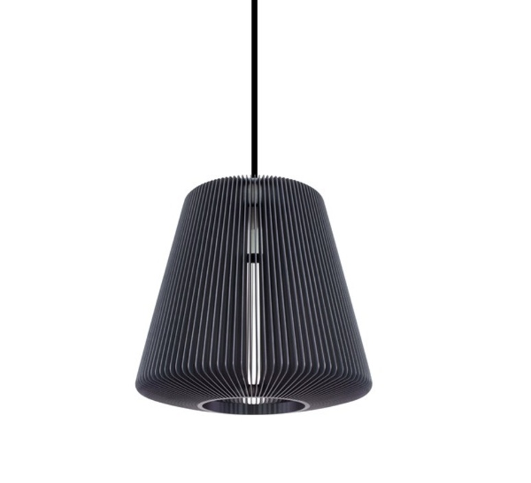 Bramah small michael young eoq bps grey luminaire lighting design signed 14457 product