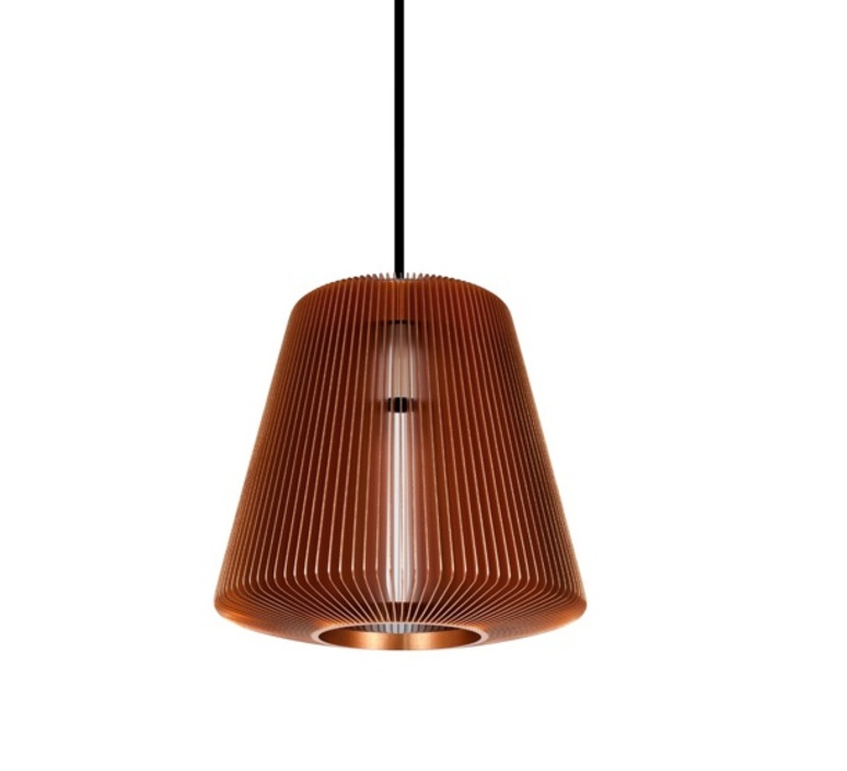 Bramah small michael young eoq bps copper luminaire lighting design signed 14445 product