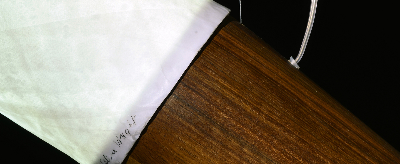 Suspension branchement sol l ame blanc l216cm celine wright normal