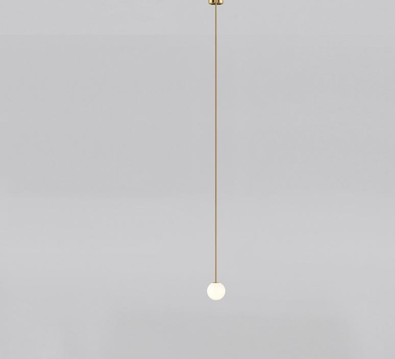 Brass architecturale 250 michael anastassiades lustre chandelier  anastassiades ma p250 pb   design signed 80594 product