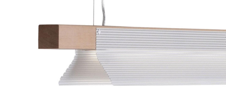 Suspension bridget blanc h13cm eno studio normal