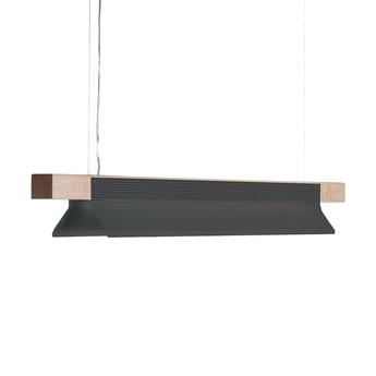Suspension bridget noir h13cm eno studio normal