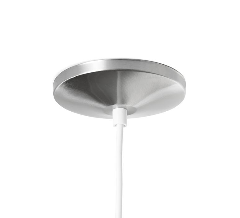 Bubble saucer l george nelson suspension pendant light  hay 936341  design signed nedgis 104948 product