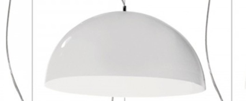Suspension bubbles blanc o45cm martinelli luce normal